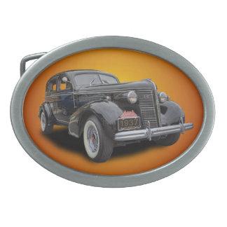 1937 BUICK BELT BUCKLE
