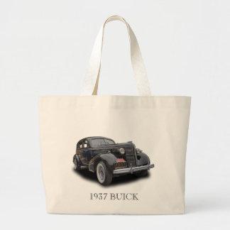 1937 BUICK LARGE TOTE BAG