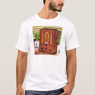 1937 cathedral radio T-Shirt