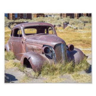 1937 Chevrolet Coupe Photo Print