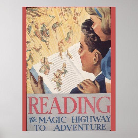 1937 Children's Book Week Poster   Zazzle.com