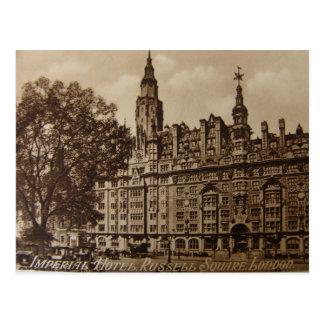 1937 London Postcard