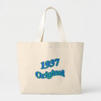 1937 Original Blue Green Bag