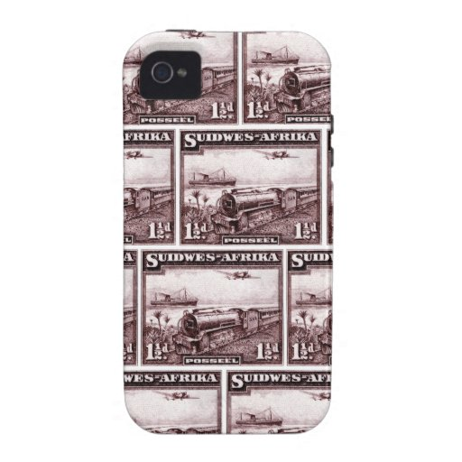 1937 South West Africa iPhone 4/4S Covers