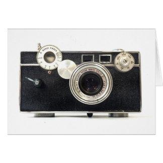 1938 Argus Camera Card
