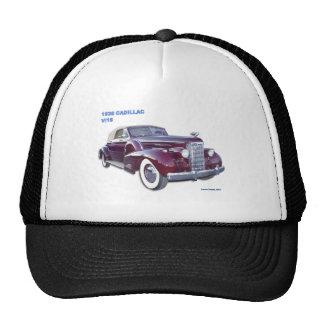 1938 CADILLAC V-16 MESH HATS