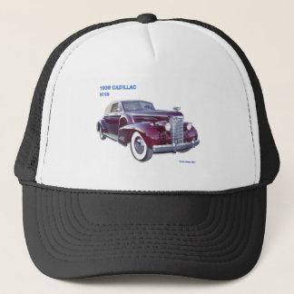 1938 CADILLAC V-16 TRUCKER HAT