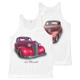 1938 CHEVROLET All-Over-Print TANK TOP