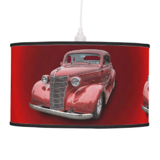 1938 CHEVROLET HANGING LAMPS