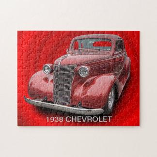 1938 CHEVROLET PUZZLES