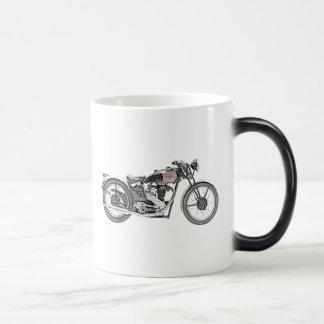 1938 EXCELSIOR WARRIOR G9  Motorcycle Mug