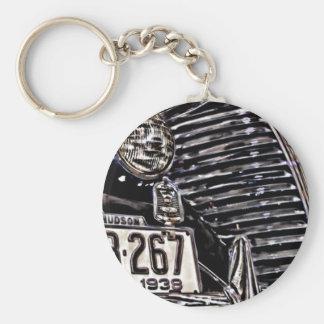 1938 Hudson Terraplane Businessmans' Coupe Keychain