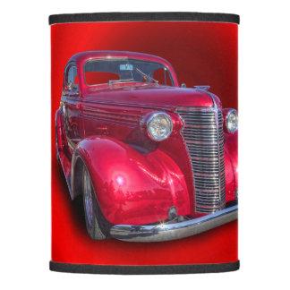 1938 VINTAGE CAR LAMP SHADE
