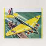 1939 Boeing 915 Jigsaw Puzzle