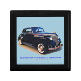 1939 CHEVROLET MASTER 85 2 DOOR COUPE JEWELRY BOX