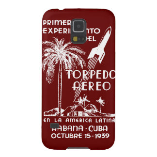 1939 Cuban Rocket Mail Cases For Galaxy S5