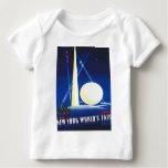 1939 New York World Fair Baby T-Shirt