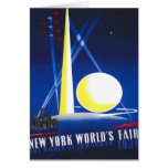 1939 New York World Fair Card