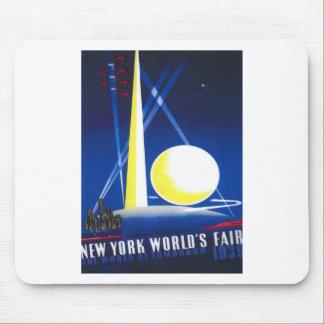 1939 New York World Fair Mouse Pad