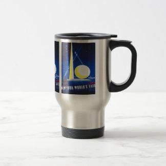 1939 New York World Fair Coffee Mugs