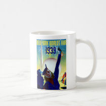 1939 New York World's Fair #2 Coffee Mug