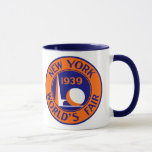 1939 New York World's Fair Mug