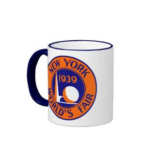 1939 New York World's Fair Mugs