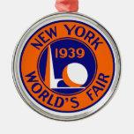 1939 New York World's Fair Ornament