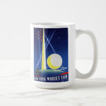 "1939 NYWF - ""World of Tomorrow"" Coffee Mug"