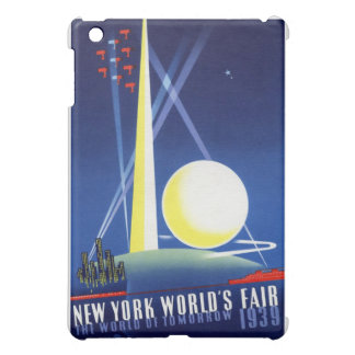 """1939 NYWF - """"World of Tomorrow"""" iPad Case"""