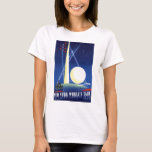 "1939 NYWF - ""World of Tomorrow"" Tee Shirt"