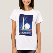 "1939 NYWF - ""World of Tomorrow"" Tee Shirt"