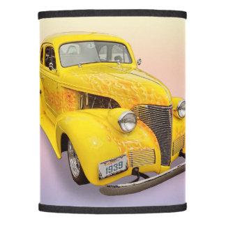 1939 VINTAGE CAR LAMP SHADE