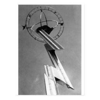 1939 World s Fair Tower New York Post Cards