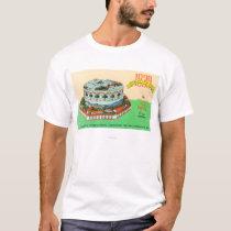 1939 Worlds Fair Cake by Bill Baker in Ojai T-Shirt