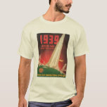 1939 World's Fair San Francisco Bay T-Shirt