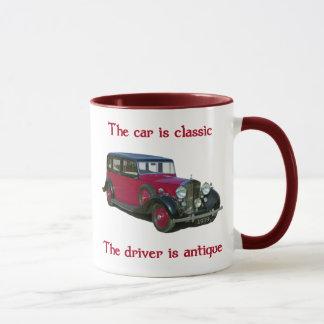 1939 Wraith Limo Classic Mug