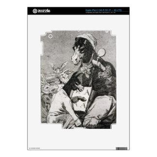 ¿193-0082137 no pudo el alumno saber más? , placa pegatina skin para iPad 3