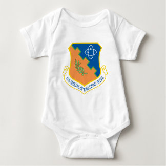 193d Special Operations Wing Baby Bodysuit