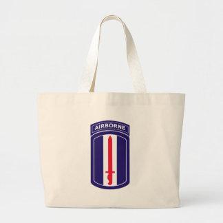 193rd ABN Moatengators Canvas Bags