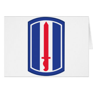 193rd Infantry Division Card