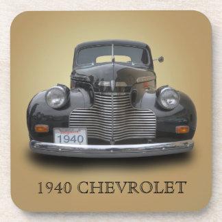 1940 CHEVROLET 1 BEVERAGE COASTER