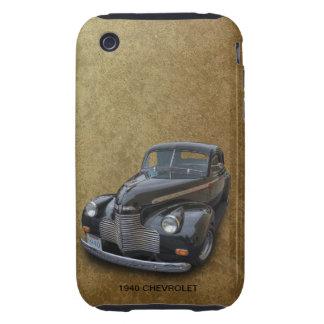 1940 CHEVROLET 2 TOUGH iPhone 3 CASE