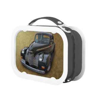 1940 CHEVROLET LUNCHBOXES
