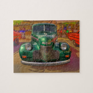 1940 CHEVROLET JIGSAW PUZZLES