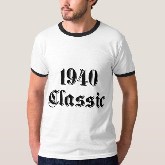 1940 Classic T-Shirt
