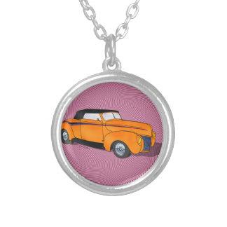 1940 convertible estándar de Ford - naranja Collar