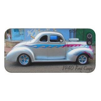 """1940 Ford Custom Coupe """"Street Rod"""" iPhone 5/5s Ca iPhone SE/5/5s Case"""