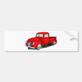 1940 Ford Pickup Bumper Sticker