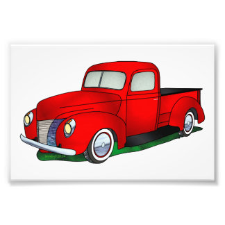 1940 Ford Pickup Photo